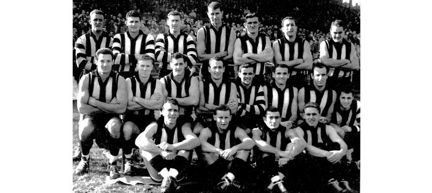 The 1960 team.