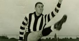 First Coleman Medal - Ian Brewer
