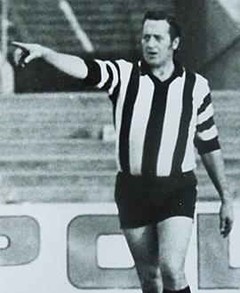 Murray Weideman the coach.