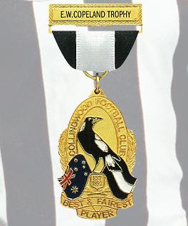 The E.W. Copeland Trophy