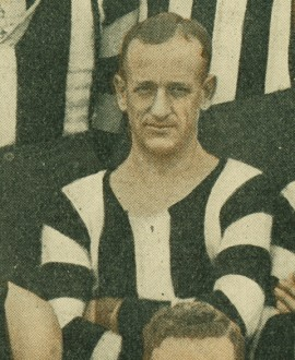 Jiggy Harris won the award in 1927.