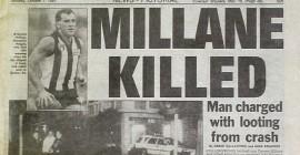 Darren Millane killed