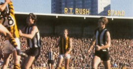 R.T. Rush Stand opens