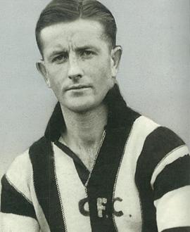 Vin Doherty in 1935.